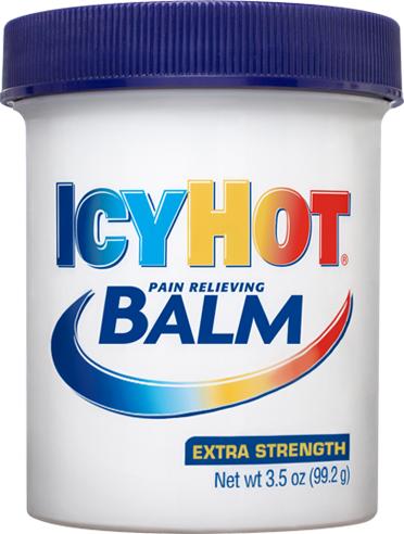 Icy Hot Balm giúp tác động sâu vào từng bó cơ, chấm dứt các cơn đau một cách nhanh chóng
