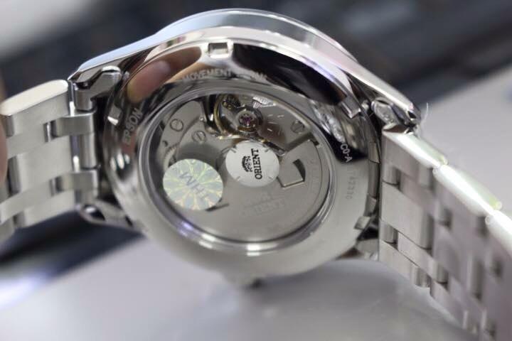 Đồng hồ Orient Golden Eye II FAG03001B0 4