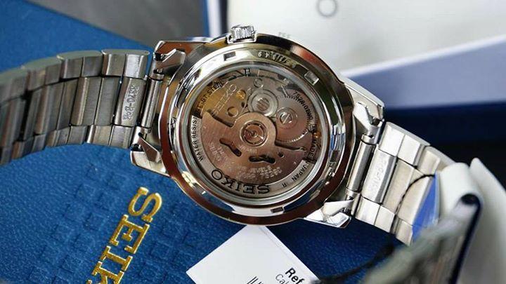 Đồng hồ Seiko Automatic 7S26 Nhật Bản SNKK25J1 4