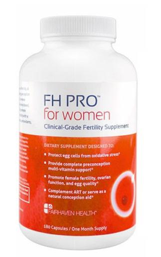 FH Pro for Women hỗ trợ sinh sản cho nữ