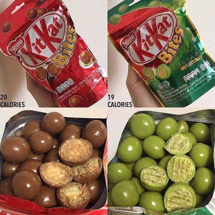 Combo 2 gói bánh Kitkat Bites dạng viên 1