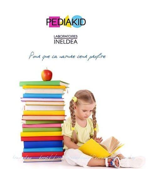 Pediakid Omega 3 và DHA 125ml
