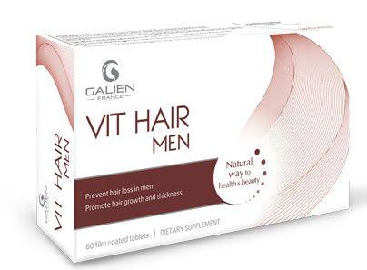 Viên uống ngăn rụng tóc cho Nam Vit Hair Men