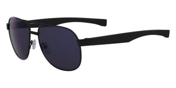 Mắt kính Lacoste L186S 001 Black Matte Sunglasses