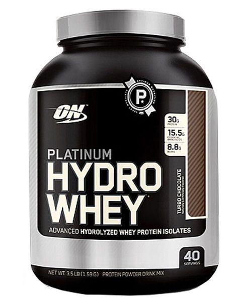 Sữa tăng cơ Platinum HydroWhey ON