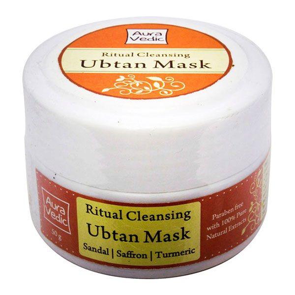 Mặt Nạ Nghệ Tây AuraVedic Ritual Cleansing Ubtan Mask