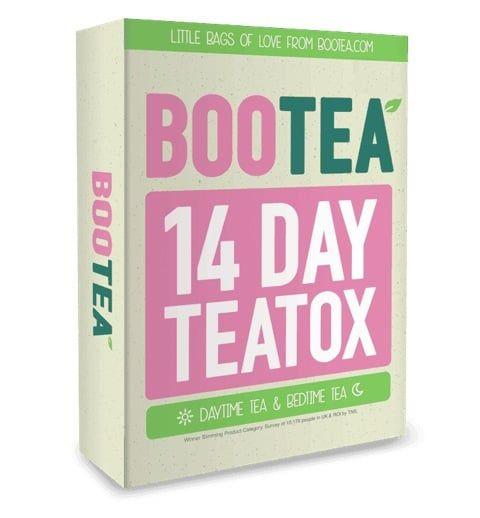 Trà Bootea Detox giảm cân thanh lọc cơ thể 14 ngày