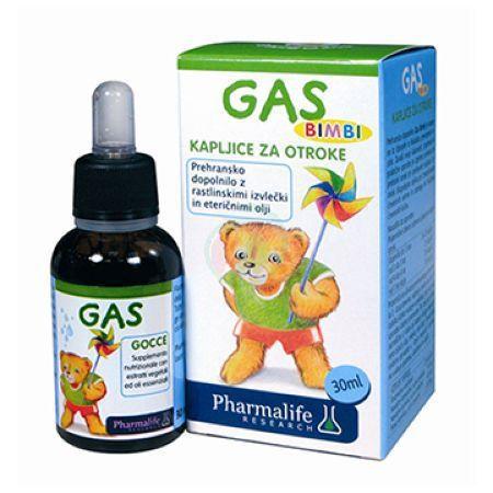 Thực phẩm bảo vệ sức khỏe GAS bimbi 1