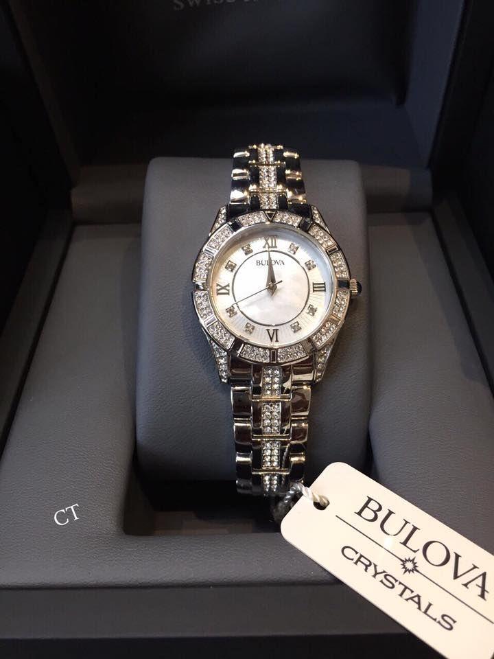 Đồng hồ Bulova 96L116 cho nữ 2