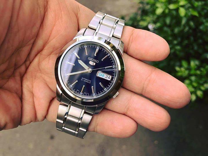 Đồng hồ Seiko Automatic SNKE51K1 2