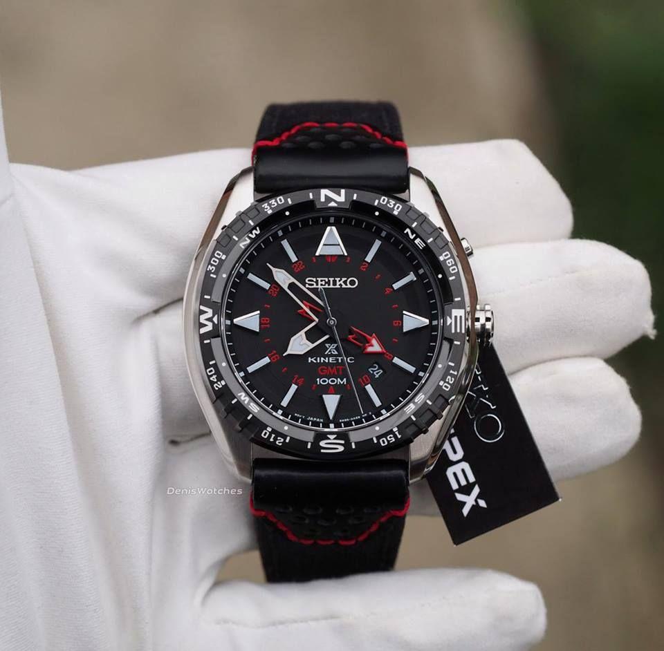Đồng hồ Seiko Prospex Kinetic SUN049P2 1