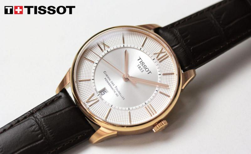 Đồng hồ Tissot Powermatic 80 T099.407.36.038.00 1