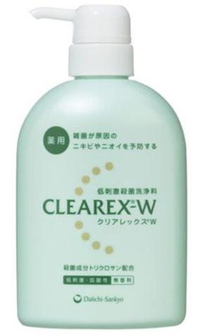 Dung dịch vệ sinh phụ nữ ClearRex-W 1