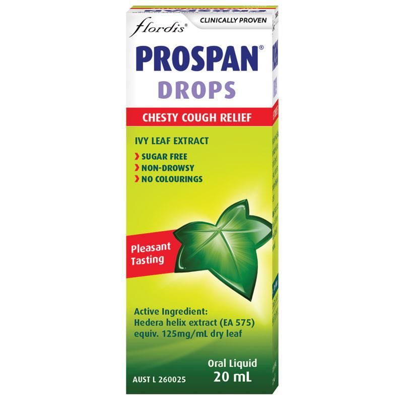 Siro trị ho Úc - Prospan Infant Drops 20ml 1