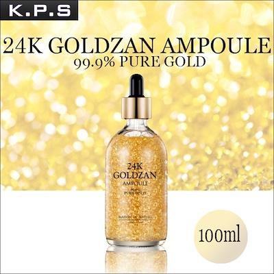 Tinh chất Ampoule 24K Goldzan Hàn Quốc 1