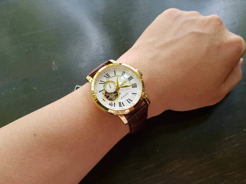 Đồng hồ Seiko Automatic SSA232K1 lộ máy cho nam 4