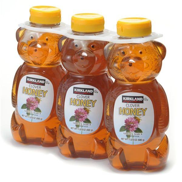 Mật ong gấu Kirkland Organic hữu cơ 680gr của Mỹ 2