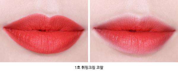 Son lì dạng thỏi Innisfree Real Fit Matte Liquid 3