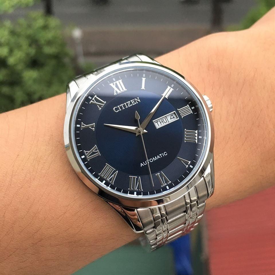 Đồng hồ Citizen Automatic NH8360-80L cho nam 3