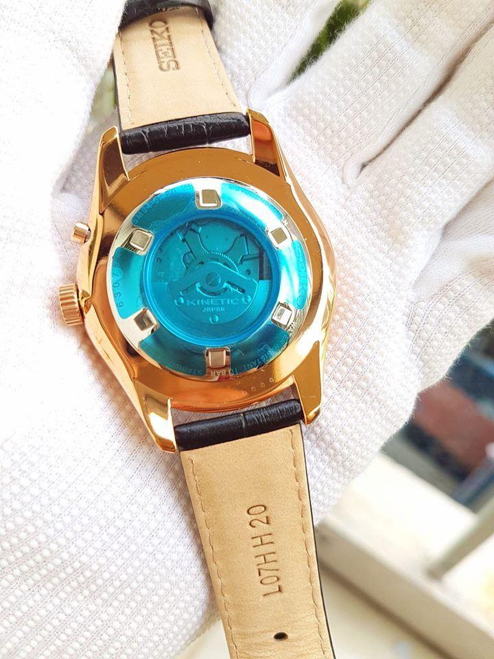 Đồng hồ Seiko Kinetic SRN054 chính hãng cho nam 3