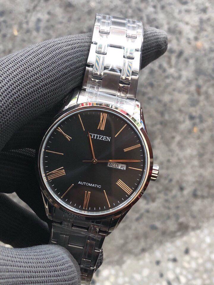 Đồng hồ Citizen Automatic NH8360-80J cho nam 3