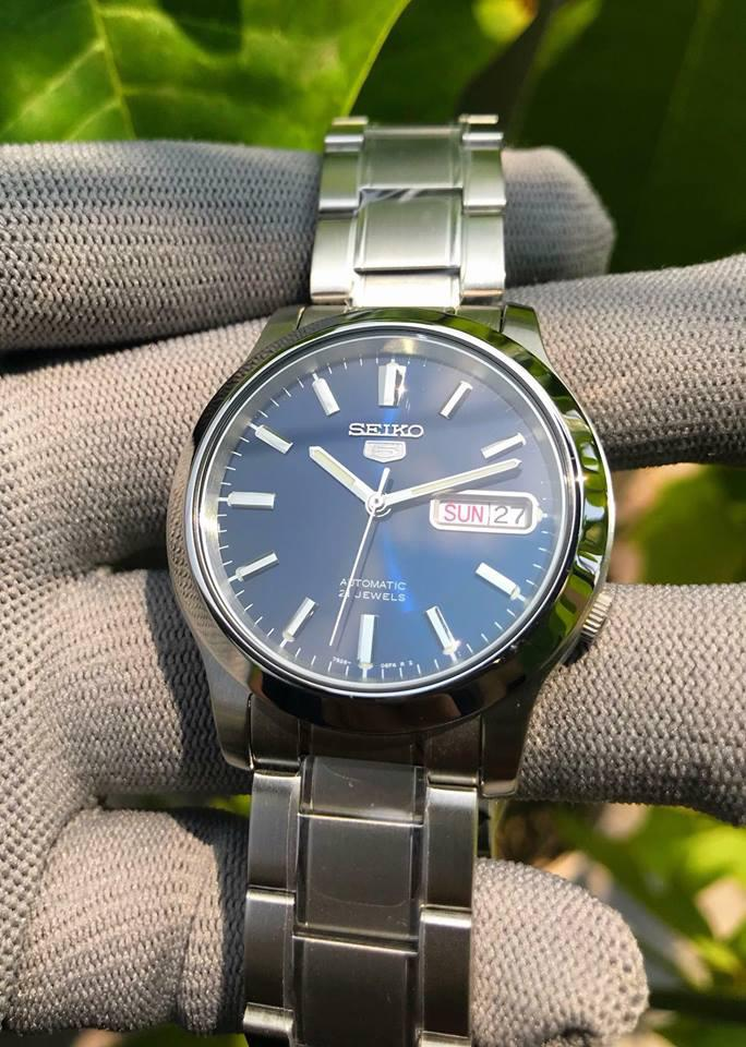 Đồng hồ nam Seiko 5 Automatic SNK793 2