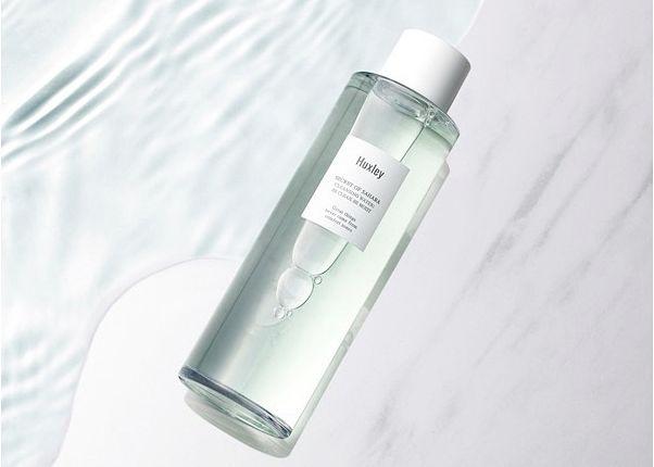 Nước tẩy trangHuxley Cleansing Water Be Clean dành cho da nhạy cảm 1