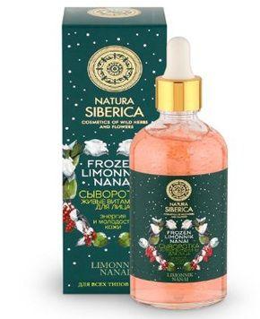 Serum tươi trẻ hóa da Natura Siberica 1