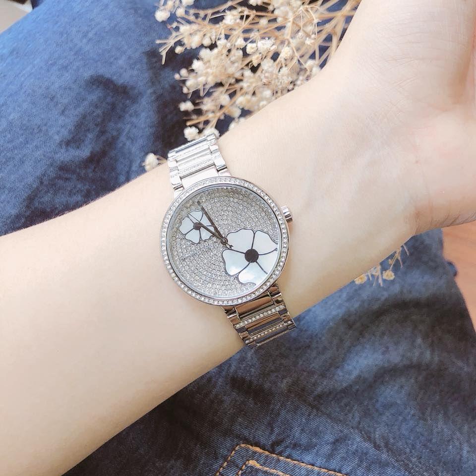 Đồng hồ Michael Kors cho nữ MK3835 mặt đá 4