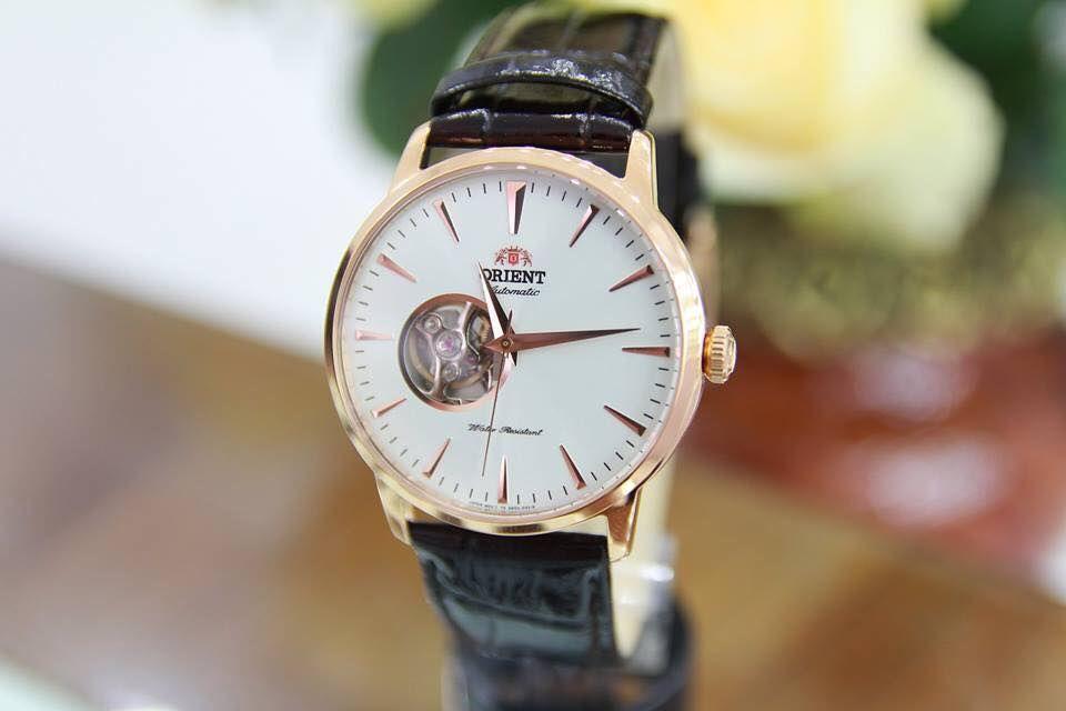 Đồng hồ Orient Automatic FAG02002W0 dây da 1