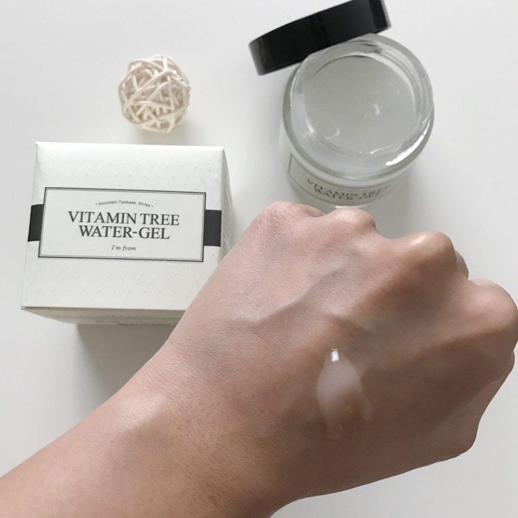 Kem dưỡng da thải độc Vitamin Tree Water Gel 2
