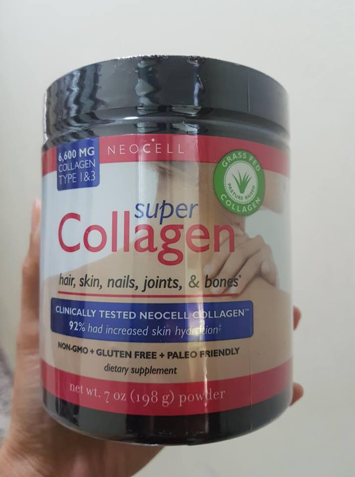 Super Collagen Neocell Dạng Bột 6600 Mg