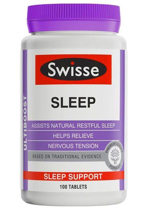 Swisse Sleep - hỗ trợ điều trị mất ngủ, giúp ngủ ngon 1