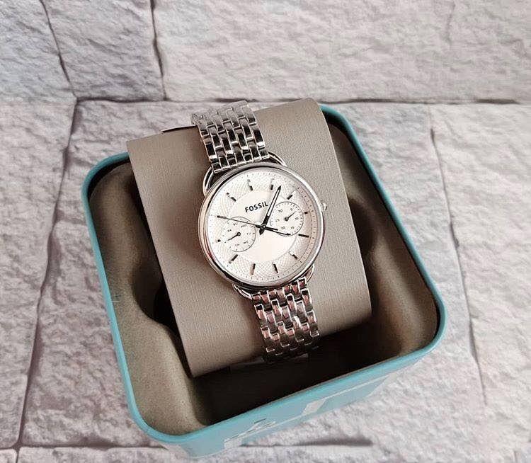 Đồng hồ Fossil ES3712 dây kim loại dành cho nữ 3