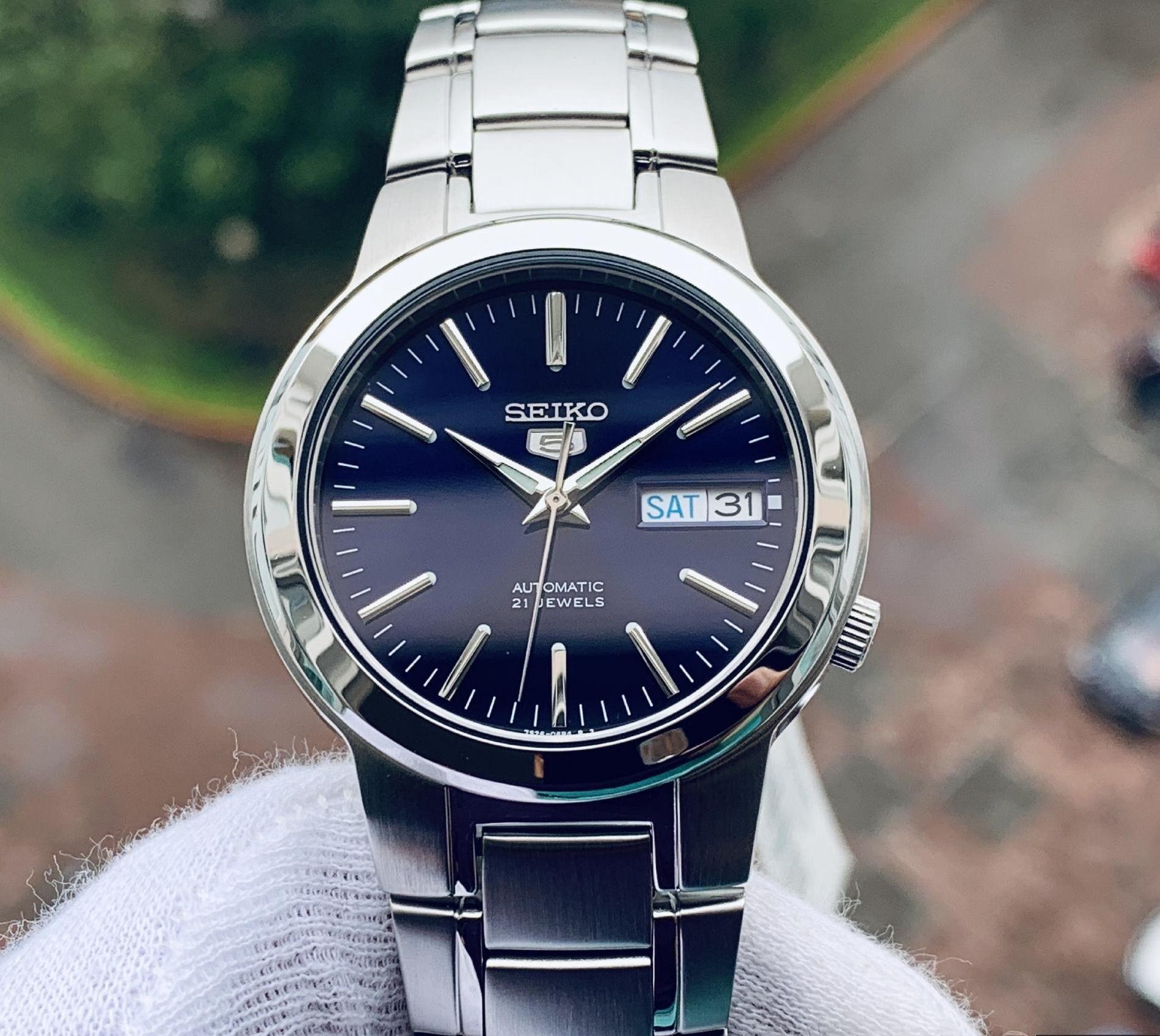 Đồng hồ Seiko 5 SNKA05 máy Automatic cho nam 1