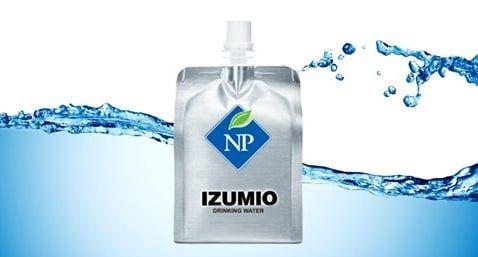 Izumio Nước Uống Giàu Hydro Chính Hãng Từ  Nhật Bản 3