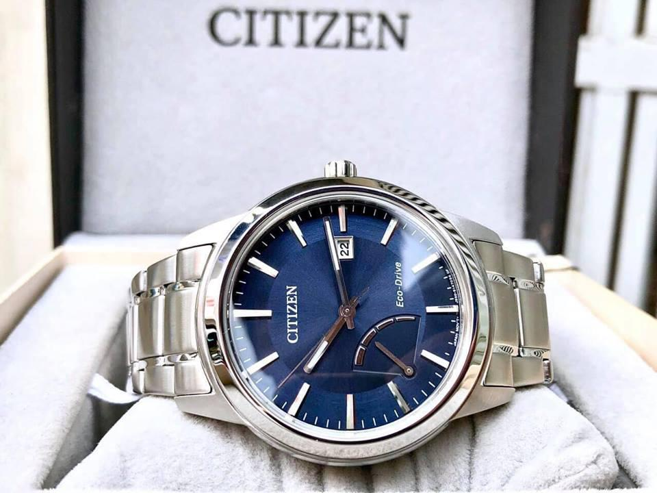 Đồng Hồ Citizen Eco-Drive AW7010-54L Power Reserve Cho  Nam 2