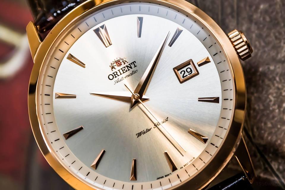 Đồng hồ Orient FER27003W0 dây da, máy Automatic 2