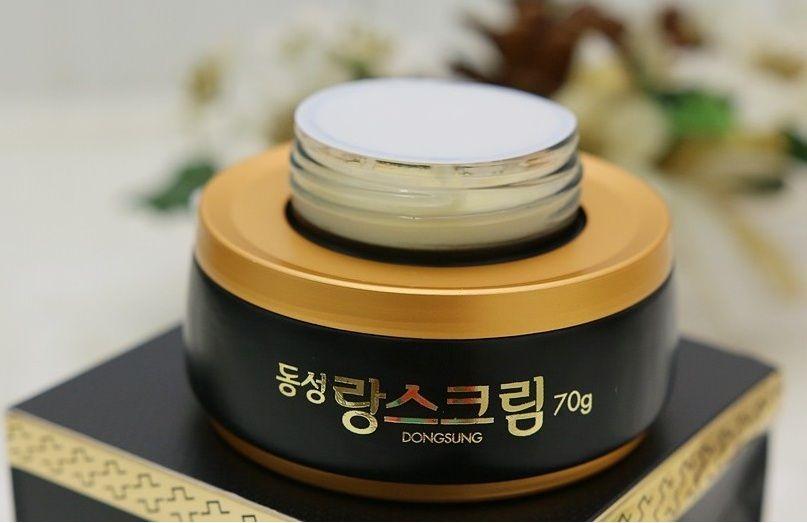 Dongsung Rannce Cream Kem Dưỡng Da Trị Nám 2