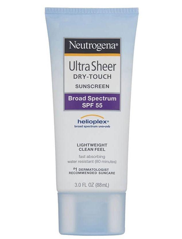 Kem Chống Nắng Neutrogena Ultra Sheer Dry Touch SPF55 88 Ml