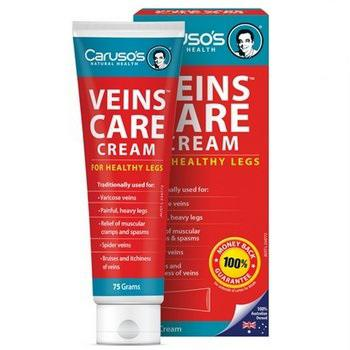 Carusos Veins Care Cream - Kem hỗ trợ chăm sóc tĩnh mạch của Úc 1