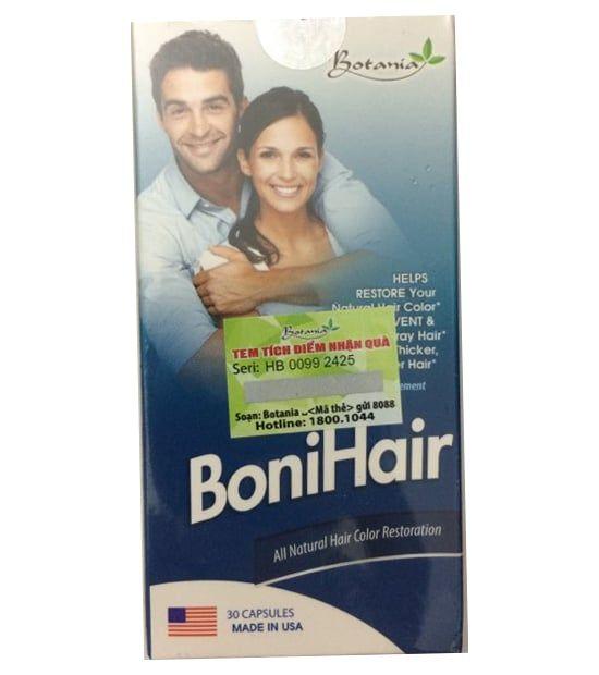 BoniHair USA – Viên uống hỗ trợ mọc tóc, cải thiện rụng tóc 1