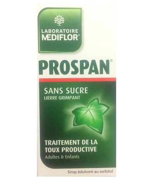 Siro Prospan của Pháp 100ml 1