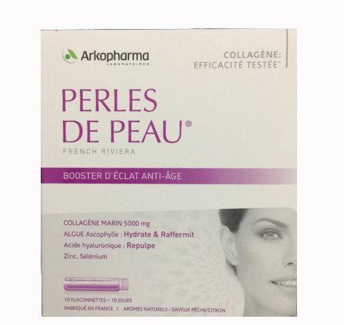 Collagen Perles De Peau Radiance - Nước Uống Đẹp Da 1
