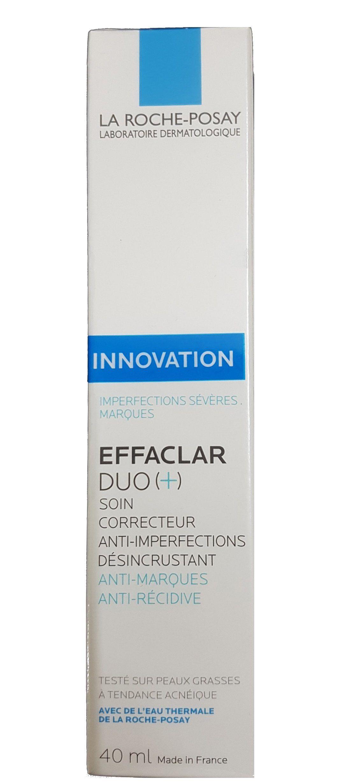 Kem Hỗ Trợ Cải Thiện Mụn La Roche Posay Effaclar Duo+