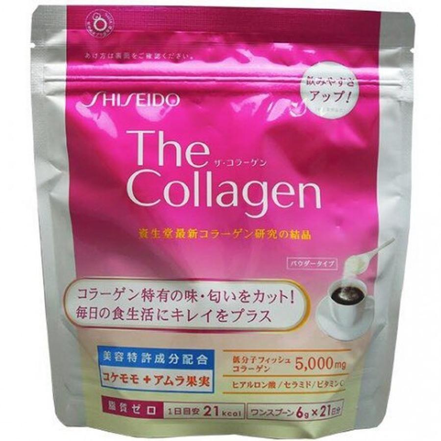 The Collagen Shiseido dạng bột hỗ trợ làm đẹp da 1