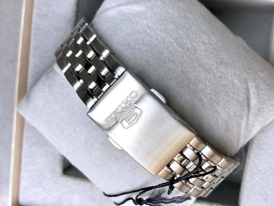 Đồng hồ Seiko 5 SNK357K1 máy Automatic cho nam 3