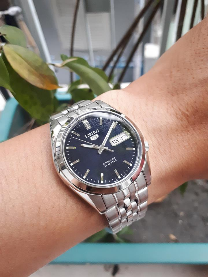 Đồng hồ Seiko 5 SNK357K1 máy Automatic cho nam 4