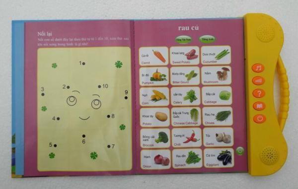 Sách Điện Tử Song Ngữ Anh Việt Cho Trẻ Từ 2 - 7 Tuổi 13