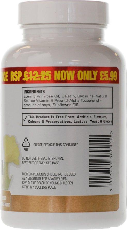 Tinh Dầu Hoa Anh Thảo Natures Aid Evening Primrose Oil
